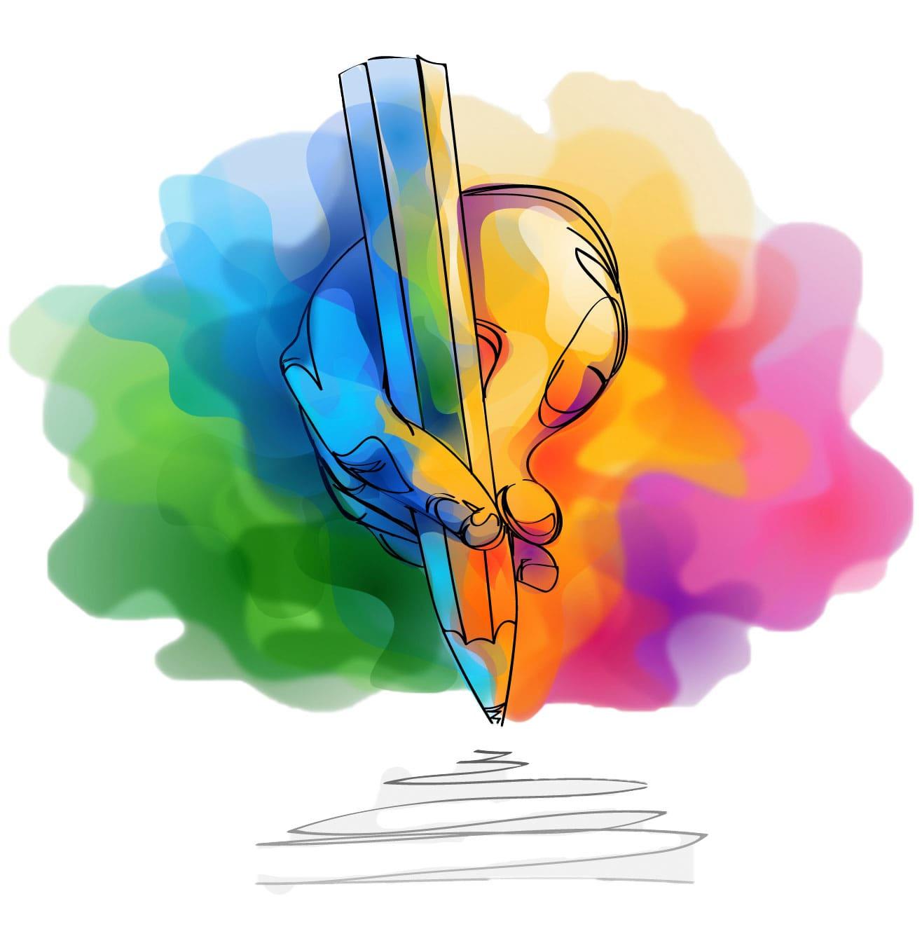 سفارش طراحی کاور اهنگ و لوگو در کتابخانه فناوری اطلاعات itlibrary