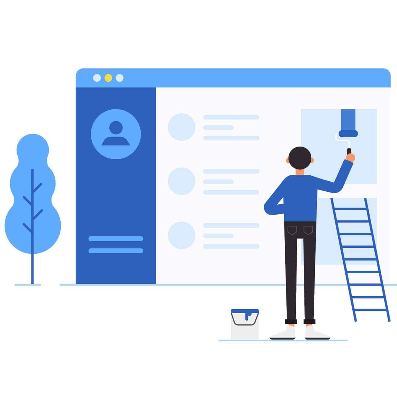 سفارش طراحی وب سایت در کتابخانه فناوری اطلاعات itlibrary